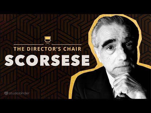 How Martin Scorsese Directs a Movie | The Director's Chair