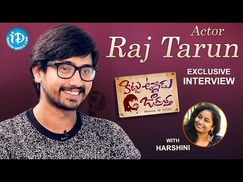Actor Raj Tarun Exclusive Interview || #KittuUnnaduJagratha || Talking Movies With iDream #325