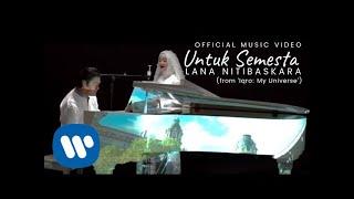 LANA NITIBASKARA - Untuk Semesta from Iqro: My Universe (Official Music Video)