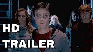 Harry Potter and the Order of the Phoenix (2007) - New HD Trailer