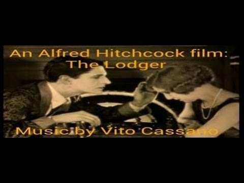 The Lodger (A concert film) - Alfred Hitchcock film with music by Vito Cassano