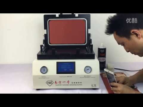 lcd repair machine kit TBK 808 + GM868 + 3in1 new