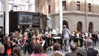 Sundsvalls Blåsorkester - Spain