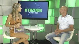 Rafael Ilha da entrevista a Flávia Viana e DET0NA  Gabi Prado