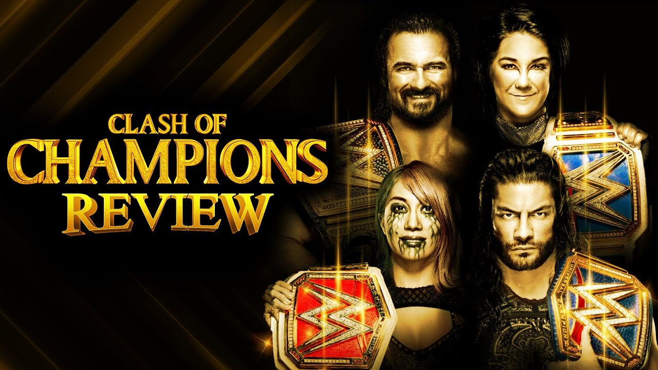 Download WWE CLASH OF CHAMPIONS 2020 FULL SHOW REVIEW & RESULTS    WWE's BEST PPV OF 2020 SO FAR!