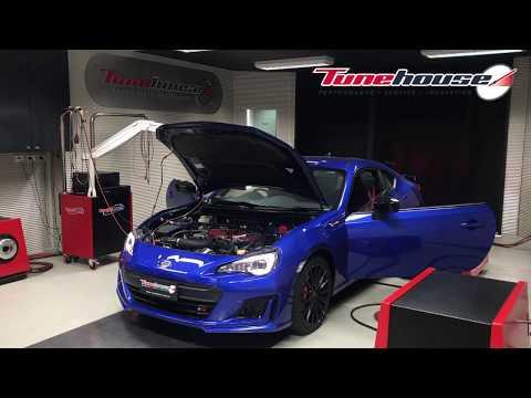 MY18 Subaru BRZ tS THR +100kW Turbo Kit install