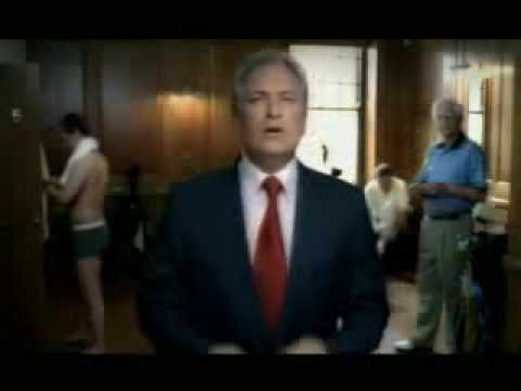 Funny Bank Commercial