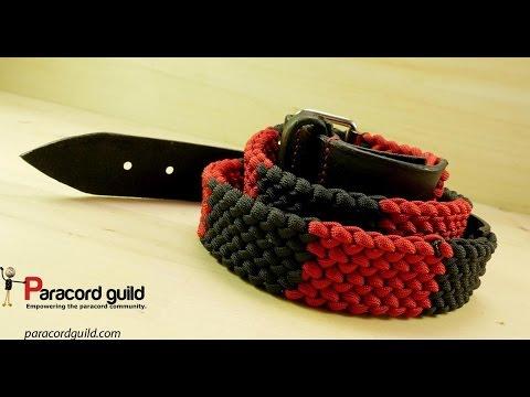 Conquistador Id Paracord Belt