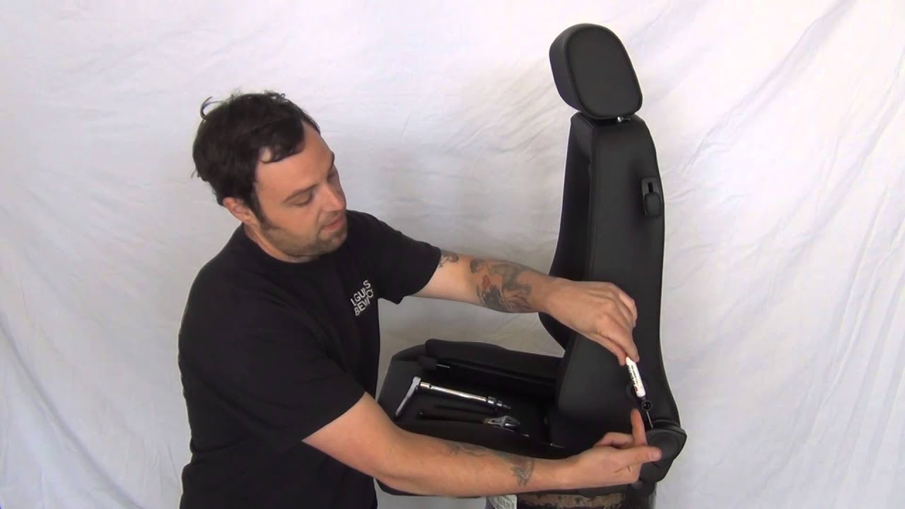 Recaro LXF Captains Chair | GoWesty