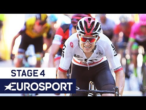 Tour de Pologne 2018 | Stage 4 Finish Highlights | Cycling | Eurosport
