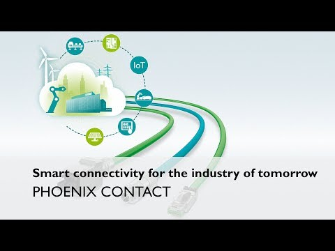Data connection for industrial networks