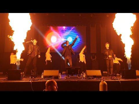 B.A.P Europe Tour 2018 [Düsseldorf] - Power