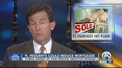 Florida residents could reduce mortgages