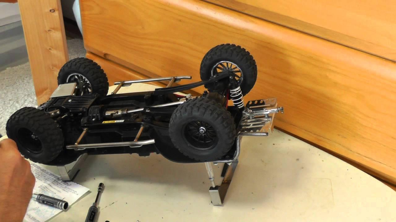 Alum Steering Crank #CC01-10