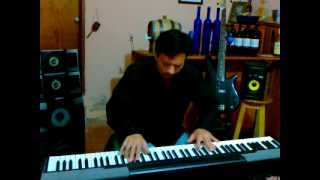 Before I Go ( Yanni ) performed by Sabine Alexander