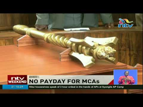 Court of appeal rejects ksh 8 billion pay package for MCAs