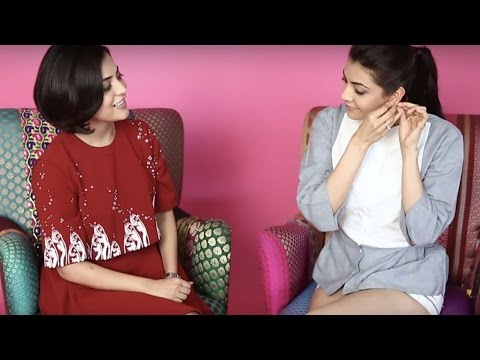 Styling With The Stars Featuring Kajal Aggarwal