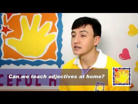 Teacher's interview Adjectives 02