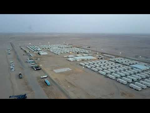CRM Project SRCPP & SNGP, Camp Oman August 2017