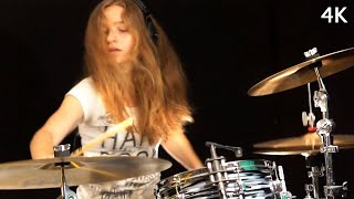 Blinded by the Light (Manfred Mann); Drum Cover by Sina