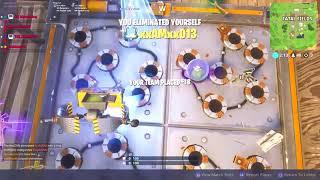 Fortnite Battle Royale glitch 100000 v dux