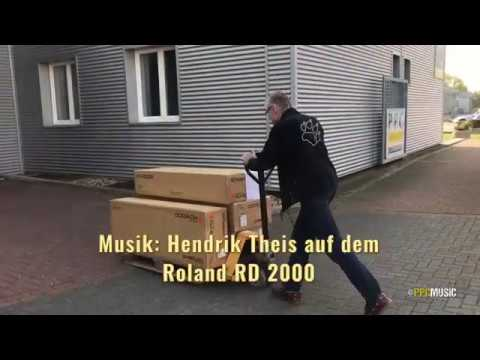 Roland RD 2000 Stage Piano arrives @PPC Music