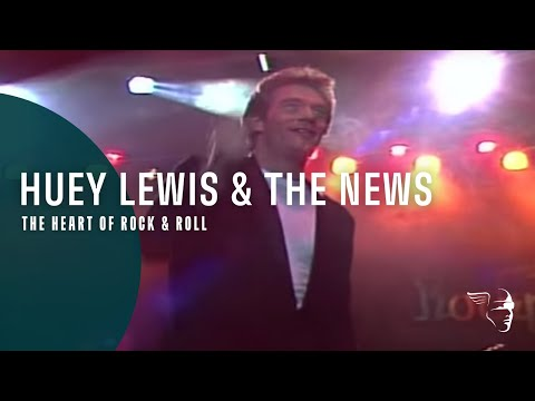 Huey Lewis & The News - The Heart Of Rock & Roll (The Heart Of Rock & Roll)