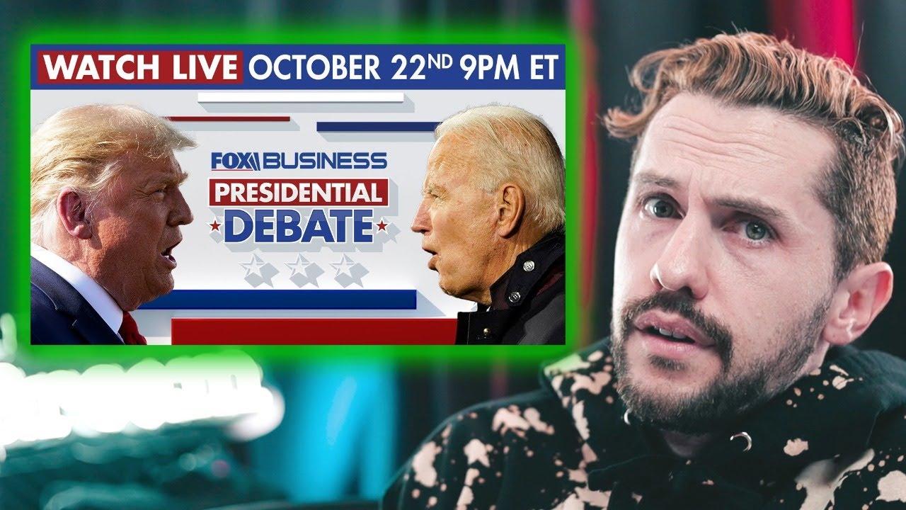 ? Live Reacting Final Presidential Debate Trump Vs Biden
