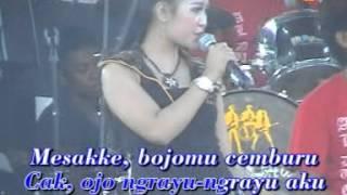 Hot Dangdut Karaoke | BOJOMU CEMBURU | TEPOS