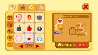 Punch King Items