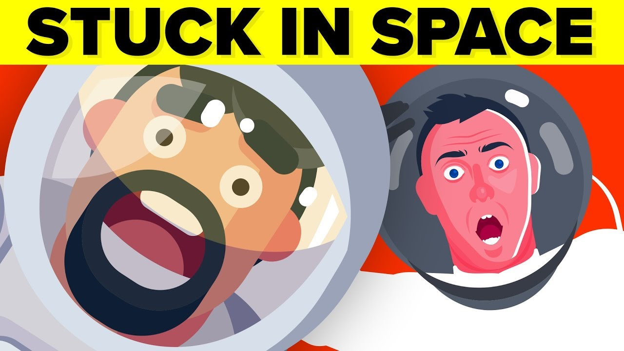 3 Men Stuck In Space When An Oxygen Tank Exploded - This Is How They Survived