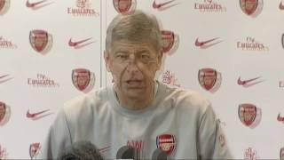 Wenger on Arsenal