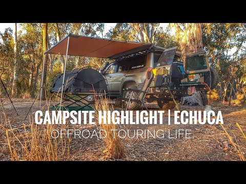 Campsite Highlight | Echuca Victoria | Offroad Touring Life