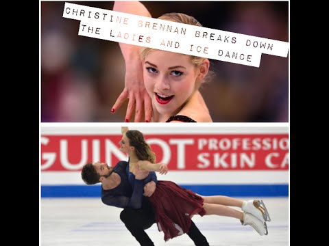 TSL Talks to Christine Brennan about the Ladies Short and Ice Dance at 2016 Worlds