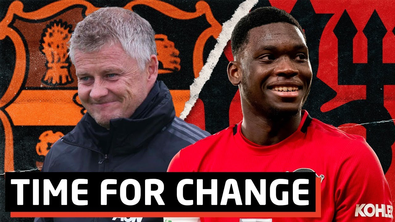 Time For Change... | Luton Town vs Manchester United | United Preview