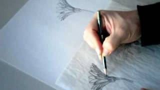 Transfering a Drawing