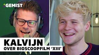Kalvijn over challenge van 24-uurs speelfilm 'XIII' | 538 Gemist