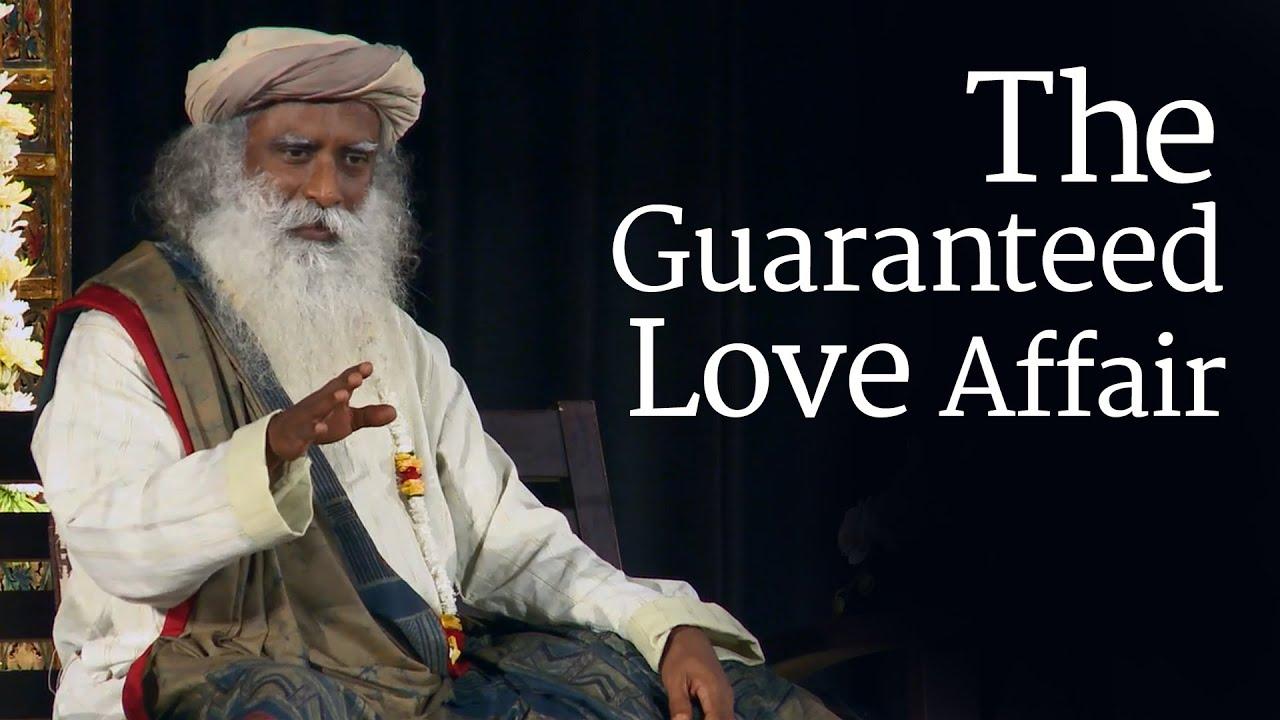 Download The Guaranteed Love Affair - Sadhguru