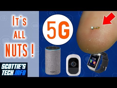 About the Internet of Things and 5G