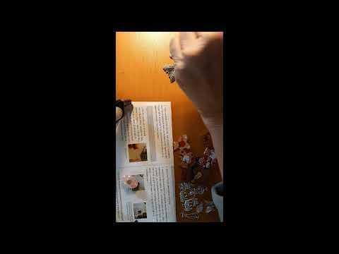 Tutorial- How I make Needle/Cover Minders 10/11/19 thumbnail