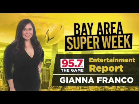 2.6 Superweek Entertainment Report with Gianna Franco