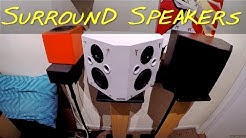 Z Review - Surround Sound Speakers 101