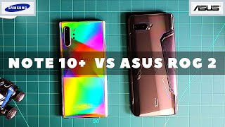 Speed Test - NOTE 10+ vs Asus ROG 2 (Exynos 9825 vs Snapdragon 855+)