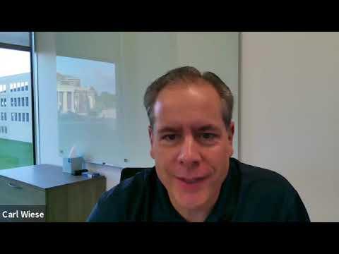 Carl Wiese Interviews Applied Futurist, Tom Cheesewright