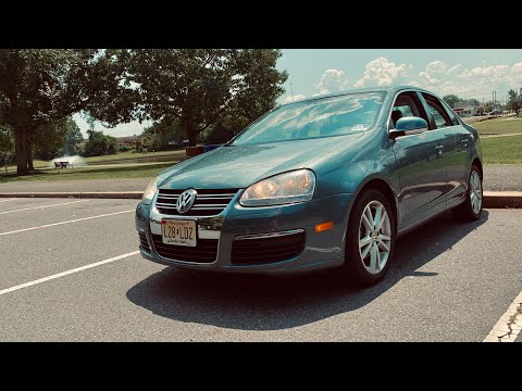 My 2006 Volkswagen Jetta!