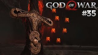 GOD OF WAR : #035 - Die Welt des Feuers - Let's Play God of War Deutsch / German