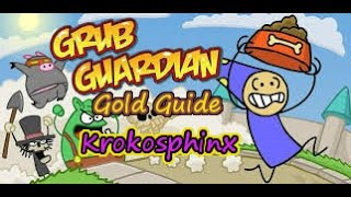 Wizard101: Grub Guardian Gold - Krokosphinx - Free Crowns