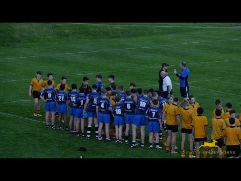 Gr 9 Rugby SLS vs Halifax UK - Oct 24, 2017