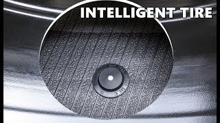 Goodyear Intelligent Tire Explained