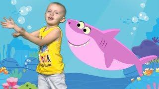 Baby Shark Nursery Rhymes Kids Songs | Songs for Children by Funny Timur